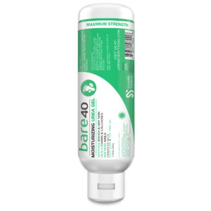 Bare 40 urea gel 8oz