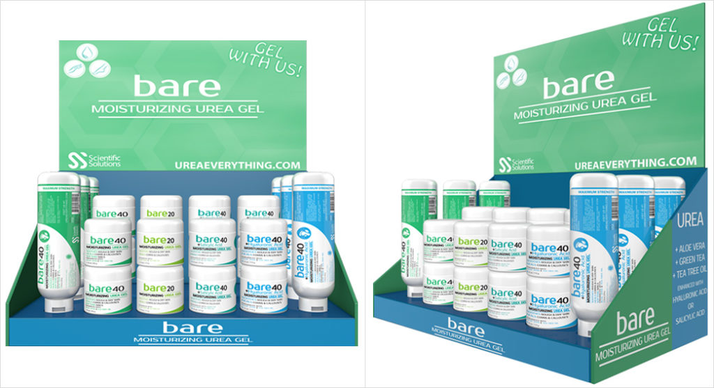 Bare Urea Gel Kit